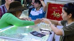 'Chết đứng' vì vay vàng lúc giá 36 triệu đồng/lượng