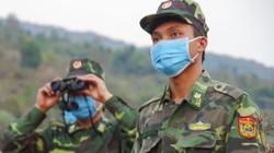 Biên phòng Điện Biên căng mình chống dịch trên tuyến biên giới