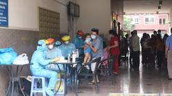 TP.HCM: Cận cảnh chung cư Thái An 2 đang bị phong tỏa
