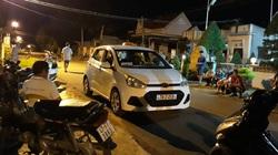 Đắk Lắk: Tài xế taxi đâm khách rồi bỏ trốn