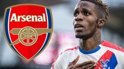 Đến hộp đêm, Zaha để lộ chuyện gia nhập Arsenal?