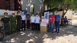 """Covid-19: Hội Nông dân thị xã Điện Bàn """"tiếp lửa"""" tuyến đầu chống dịch"""