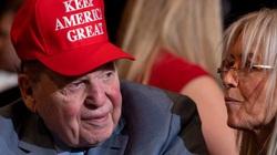 Trump bỗng nhiên nổi nóng mắng nhà đầu tư lớn nhất trong chiến dịch tranh cử tổng thống Mỹ