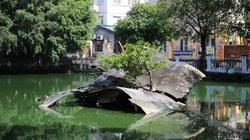 """Hồ Hữu Tiệp, nơi """"an nghỉ"""" của pháo đài bay B52 sắp được tu bổ, tôn tạo"""