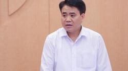 Bộ Chính trị đình chỉ chức Phó Bí thư Thành ủy Hà Nội với ông Nguyễn Đức Chung