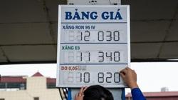Giá xăng sẽ tăng hay giảm ngày mai?