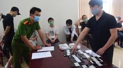 TT-Huế: Nhóm người Trung Quốc đánh bạc hàng chục tỷ đồng giữa mùa dịch Covid-19