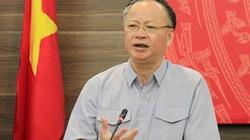 Ông Nguyễn Văn Sửu được giao điều hành UBND TP Hà Nội thay ông Nguyễn Đức Chung