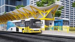 Đầu tư tuyến buýt nhanh Số 1 giảm 13 triệu USD