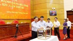 Bí thư và Chủ tịch tỉnh Quảng Ninh được giới thiệu vào BCH Trung ương Đảng khóa XIII