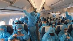 Chuyến bay đặc biệt đưa hành khách mắc kẹt tại Đà Nẵng về Hà Nội và TP HCM