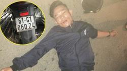 Tài xế taxi bung cửa đạp ngã kẻ cướp giật đi xe SH