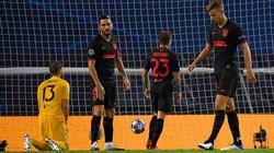 """Bị """"ngựa ô"""" Leipzig hất cẳng, Atletico Madrid dính """"lời nguyền"""" Champions League"""