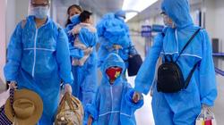 325 hành khách từ Đà Nẵng về ngày 14/8 sẽ cách ly tại Bà Rịa - Vũng Tàu