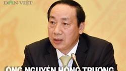 Cựu Thứ trưởng Bộ GTVT Nguyễn Hồng Trường liên quan thế nào tới Út trọc mà bị khởi tố, bắt tạm giam?