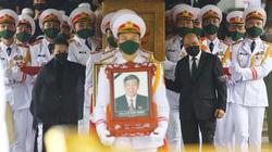 Lãnh đạo Đảng, Nhà nước dự lễ truy điệu và tiễn đưa nguyên Tổng Bí thư Lê Khả Phiêu
