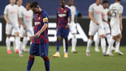 Barcelona 2-8 Bayern Muich: Vết nhơ khó gột rửa trong lịch sử CLB