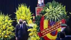 [HÌNH ẢNH TRỰC TIẾP] Lễ truy điệu nguyên Tổng Bí thư Lê Khả Phiêu