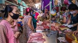 Giá heo trong nước hạ nhiệt, heo Thái Lan thất thủ