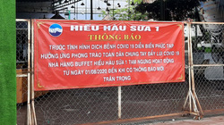 TP.HCM: Hàng quán đua nhau đóng cửa, trả mặt bằng vì dịch Covid- 19