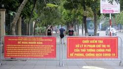 Hà Nội: Người dân không ra khỏi nhà khi không cần thiết, phòng chống dịch Covid-19