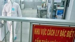 NÓNG: Hà Nội phát hiện một ca dương tính SARS-CoV-2 ở quận Thanh Xuân