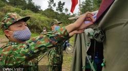 """Hành quân cùng """"lưới chắn thép"""" chặn Covid-19 ở điểm nóng biên cương xứ Lạng"""