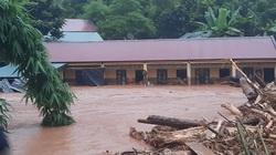 Điện Biên: Lũ quét gây thiệt hại nặng tại huyện Nậm Pồ