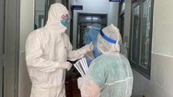 Lịch trình của người phụ nữ dương tính SARS-CoV-2, là F1 của bệnh nhân ở Hà Nội