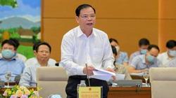 """Bộ trưởng Nguyễn Xuân Cường: """"Nay mai không có tệp số liệu, đại hồng thủy đến làm thế nào?"""""""