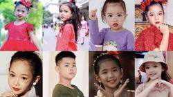 Những nàng công chúa và hoàng tử nhí đáng yêu trong làng thời trang Việt Nam
