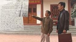 Phú Thọ: Bí thư xã Hùng Việt có con riêng với cán bộ xã?