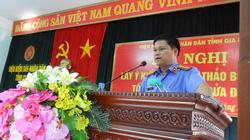 Từng bị đề nghị cách chức, Trưởng Ban Tổ chức Tỉnh ủy Gia Lai bị kỷ luật mức cảnh cáo