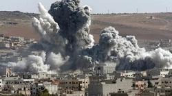 Nóng chiến sự: Mỹ giáng đòn sấm sét không kích quân đội Syria