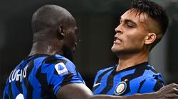 Cùng nhau lập cú đúp, Lukaku và Martinez đi vào lịch sử Inter Milan
