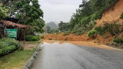 Yên Bái: Sau 1 đêm mưa dông, không biết đâu là đường đâu là sông, lúa và hoa màu bị vùi lấp