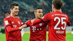 Tỷ lệ đội vô địch Champions League: Bayern Munich là số 1