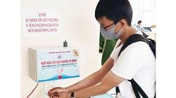 TP.HCM: 100 máy rửa tay sát khuẩn đến với học sinh ngoại thành