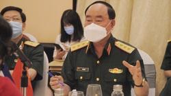 Bộ Quốc phòng làm việc với đoàn chuyên gia Quân y Cuba sang Việt Nam hỗ trợ phòng chống Covid-19