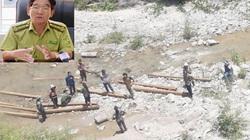 """Quảng Ngãi: Kiểm lâm trả lời vụ """"lâm tặc"""" lộng hành ở khu rừng Nhà máy thủy điện Đăkre"""