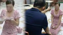 Nữ khách hàng quỳ gối xin lỗi chủ quán Nhắng nướng lên tiếng
