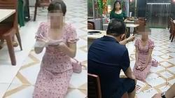 Bắt cô gái quỳ, xin lỗi: Chân dung chủ quán côn đồ