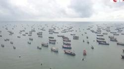 16.000 tàu cá Trung Quốc tràn xuống biển Đông, Kiểm ngư khẳng định: Sẽ bảo vệ ngư dân Việt Nam khai thác hải sản