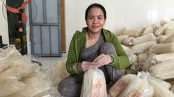 Quảng Nam: Thành công bất ngờ nhờ bỏ bún tươi sang làm bún khô, đây là bí quyết