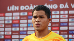 """Đội trưởng U22 Việt Nam Dụng Quang Nho: """"Tôi chưa biết có được dự SEA Games không"""""""
