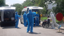 TT-Huế: 5 bệnh nhân Covid-19 có bệnh lý nền rất nặng được xuất viện