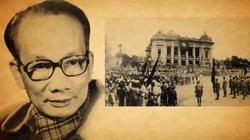 Nghệ sĩ Vũ Năng An: Người ghi lại thời khắc Cách mạng Tháng Tám lịch sử