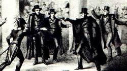 Tổng thống Mỹ đầu tiên bị ám sát và 2 phát súng kỳ diệu