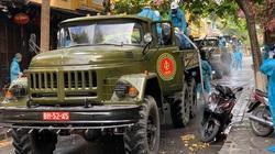 Quảng Nam: 7 xe chuyên dụng phun hóa chất khử trùng toàn khu vực phố cổ Hội An