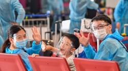 Sân bay Vân Đồn đón 278 công dân Việt Nam từ châu Âu về nước